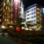 Tune Hotels Airport Kuala Lumpur Malaysia