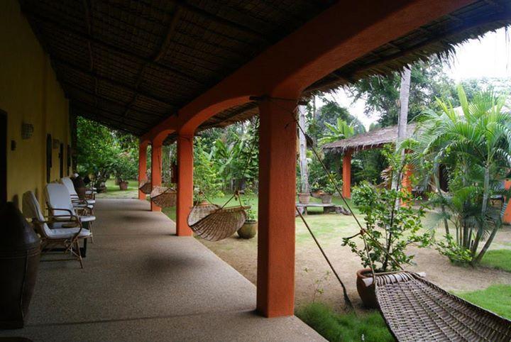 Hammock Hibiscus Garden Inn Puerto Princesa